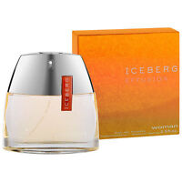 Iceberg Effusion Eau de Toilette EDT 75 ml Natural Spray Profumo Donna