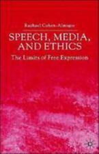 Sprache, Medien und Ethik: die Grenzen der Meinungsfreiheit: kritische-exlibrary