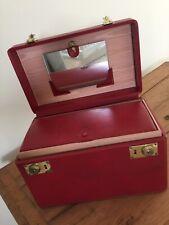 Shortrip Vintage Vanity Case