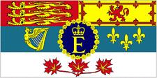 Canada Royal Standard 5x3 house flag  union jack canadian commonwealth