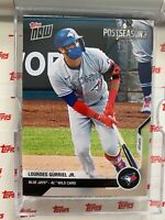 Lourdes Gurriel Jr 2020 Topps Now Postseason #PS-108 - TORONTO BLUE JAYS SP /673