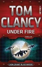 Under Fire von Grant Blackwood und Tom Clancy (2017, Gebundene Ausgabe)