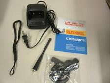 Replacement Accessories CTCSS/DCS VHF/UHF Transceiver Charger Headset Antenna