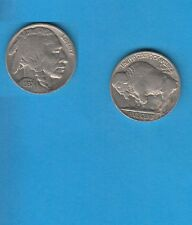 Etats-Unis USA Nickel Five-cent Indian Head or Buffalo 1937  Philadelphia
