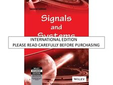 Signals and Systems, 2nd ed. by Simon Haykin & Barry Van Veen