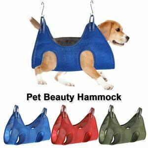 Dog Bathing Package Nail Trimming Helper Cat Restraint Bag Pet Grooming Hammock
