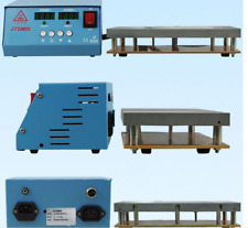 split type Electronic hot plate preheat station for phone, LED, PCB 150*300mm