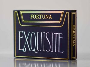 1 DECK RARE Exquisite Fortuna playing cards