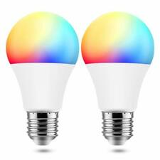 LE Smart Light Bulbs 9W WiFi Bulbs No Hub Required 9w Smart Bulbs