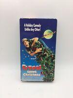 Ernest Saves Christmas (Jim Varney) - VHS (1996, Touchstone Home Video)