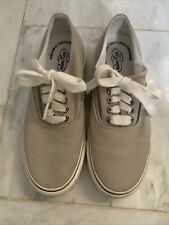Sperry Top Sider Women's Malibu Gray Boat Shoes US 7 M