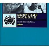Ministry of Sound Presents - The Sessions, Vol. 7 David Morales (2 X CD)