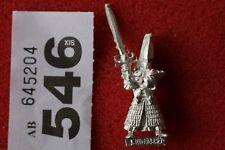 Juegos taller Warhammer Fantasy elfos alto swordmasters de Hoeth Nuevo Metal D4