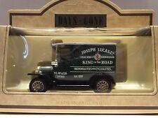 Lledo DG6 103A 1920 Modelo T Ford Van-Joseph Lucas Ltd