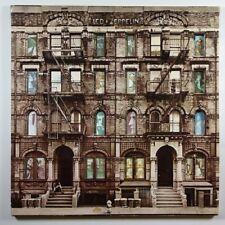 "Led Zeppelin ""Physical Graffiti"" Hard Rock Psych 2xLP Swan Song"