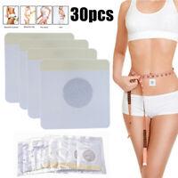 30Pcs Patch Magnétique Anti-cellulite Perte de Poids Graisse Brûlant Amincissant