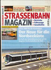 Strassenbahn Magazin 11 2021 - der Neue für die Nordseeküste