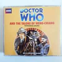DOCTOR WHO: The Talons of Weng-Chiang (BBC Audio book CD)
