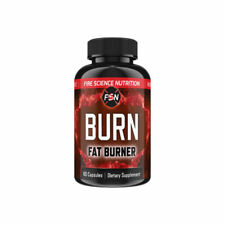 Fire Science Nutrition Fat Burner: Weight Loss Pills 60 capsules