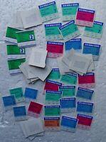 70 Usher Ticket Stubs from Memorial Stadium (Orioles) 1979 & 1983 World Series