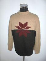 vintage FYNCH-HATTON Strickpulli sweater Wollpullover oldschool Wollpulli XXL