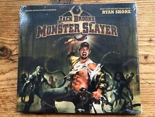 JACK BROOKS - MONSTER SLAYER (Ryan Shore) OOP MSM Score Soundtrack OST CD SEALED
