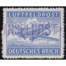Deutsches Reich Feldpost Nr. 11Bb postfrisch**, geprüft+signiert Inselpost Leros