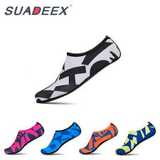 Mens Quick Dry Water Aqua Shoes Barefoot Swim Surf Beach Exercise Skin Socks
