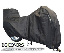 Honda Silverwing With Top Box Fitted, Premium Motorcycle Cover (DS Alfa XL)