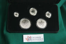 2004 CANADA EMPTY CASE (no coins) for RCM Privy mark 5 coin set