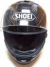 SHOEI RF1000 MOTORCYCLE HELMET XS PADDING & VENTS for COMFORT WORN 1X EUC W1
