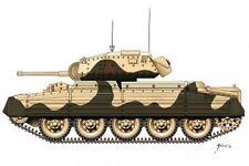 Armourfast 99026 1/72 British WWII Crusader II (2 Models)