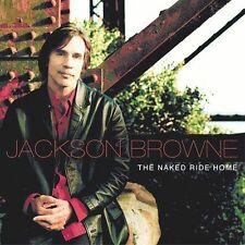 Jackson Browne - The Naked Ride Home (CD, Sep-2002, Elektra (Label)) SEALED NEW
