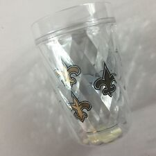 New Orleans Saints Tumbler 16oz Mug Insulated Cup NFL Football USA Made Repeat