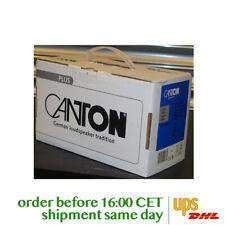 Canton Plus MX.2 Loudspeaker (Silver)(Pair)