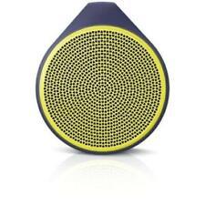 Logicool by Logitech X100 Yellow Mobile Blutooth Wireless Speaker
