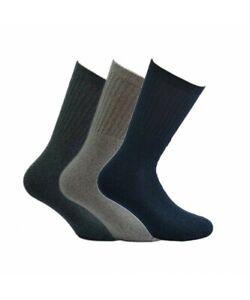 6 paia di calze sportive spugna in cotone BSK02