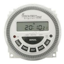 AC 220V-240V Digital LCD Power Programmable Timer Electronic Time Switch HOT