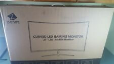 Z-Edge UG27 27-inch Curved Gaming Monitor 16:9 1920x1080 165/144Hz 1ms Frameless