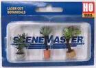HO Scale Walthers SceneMaster 949-1086  Botanicals Tropical Plants (3) pcs