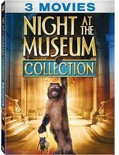 Night At The Museum 3-Movie Collection DVD