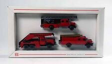 Wiking 2600 Feuerwehr Packung-Veteranen ungeöffnet! MIB NEU OVP ST 9900-30-03