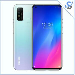 DOOGEE N30 Android 10 Smartphone Octa Core 4GB+128GB 6.55inc Dual SIM 4G Face ID