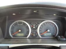FORD FALCON BF XR6 INSTRUMENT CLUSTER 10/05-03/08 05 06 07 08