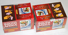 Panini WC WM 2010 South Africa – 2 x BOX DISPLAY sealed/OVP EUROPA + SÜDAMERIKA