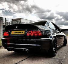 BMW 3 Series E46 CSL Heckspoiler - Coupe.
