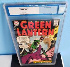 Green Lantern Vol 2 #57 (1967) CGC 9.0 lot of 1 DC Comics Gil Kane cover/art