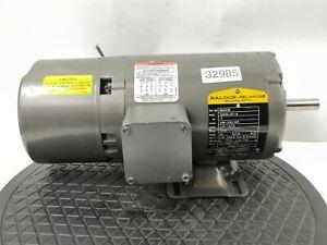 BALDOR Reliance BM3538 34K44-97-B Brake Motor Gearbox