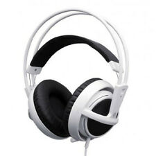 SteelSeries Siberia V2 Full-Size Gaming Headset White