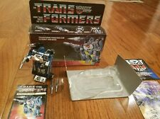 Transformers Original G1 1984 Mirage Complete with box. Hasbro